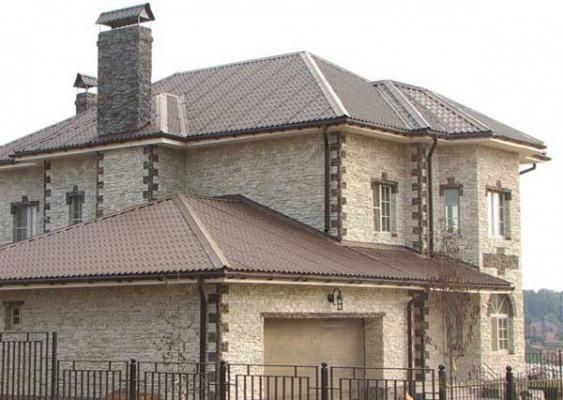 Жилой блочный дом на Кубани