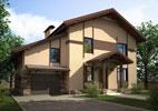 Цена постройки дома в Краснодаре - КД90